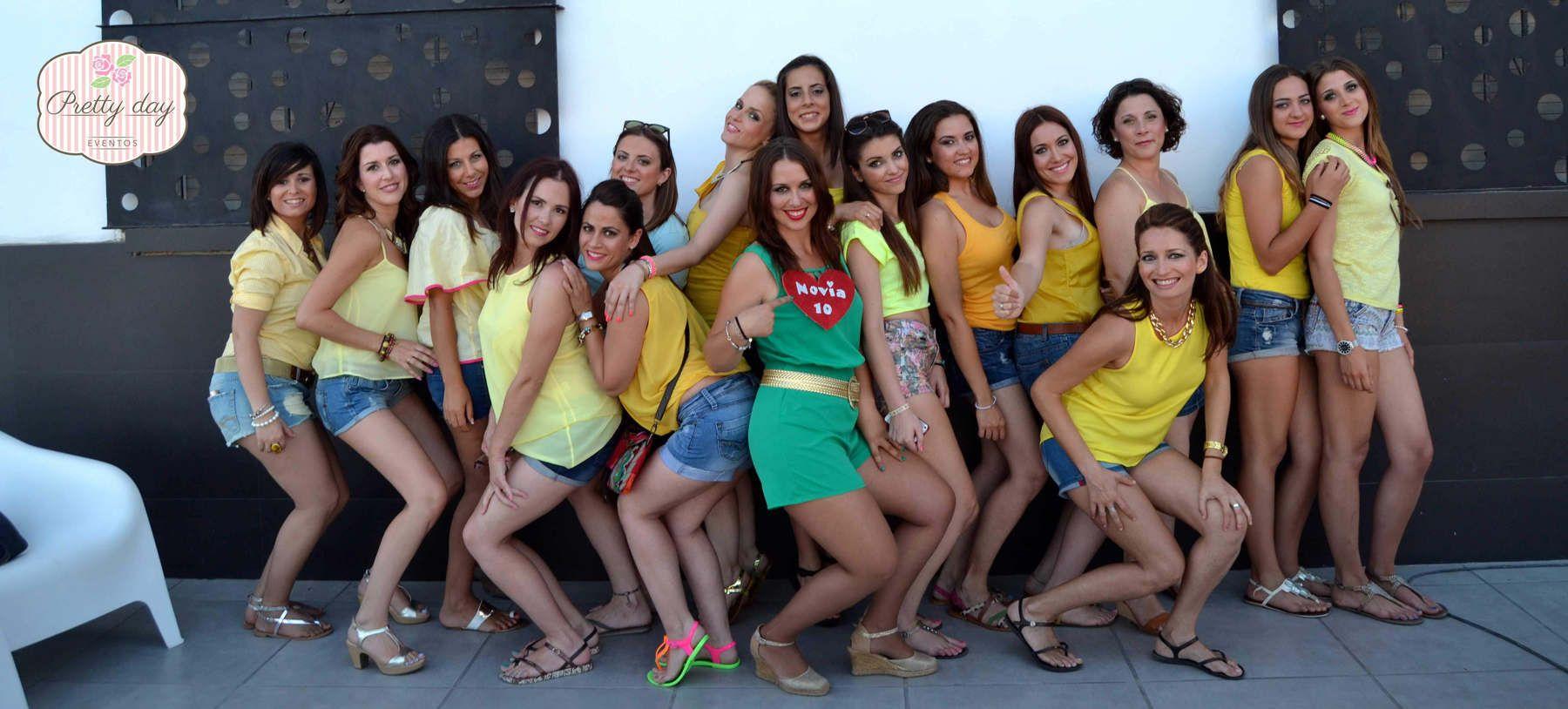 Beauty Party Torremolinos - Maquillaje - Makeup