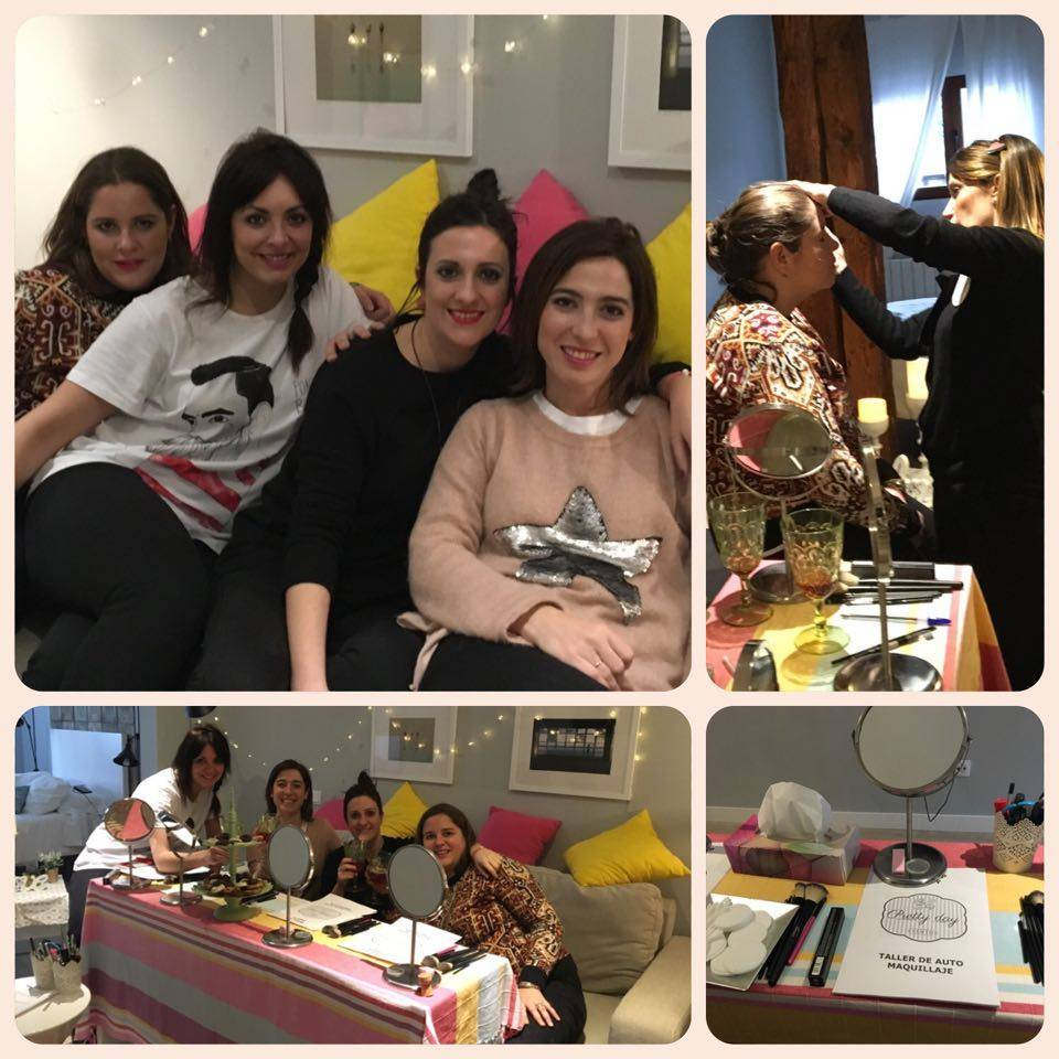 Things To Do In Madrid - Mobile Make Up Party