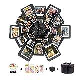 Hbsite Explosion Box Sorpresa Box Caja de Foto Hecha a Mano de Bricolaje Regalo de álbum de...