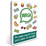 TRIBU DE SINVERGÜENZAS 🤣 WASA 🤣 – Juego de Mesa - Juego de Cartas para Fiestas y...