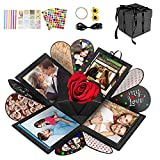 Punvot Caja de Regalo, Explosion Box Creativo DIY Álbum de Fotos Hecho a Mano Scrapbooking...