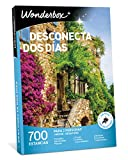 WONDERBOX Caja Regalo -DESCONECTA Dos DÍAS- 700 estancias Rurales para Dos Personas en...