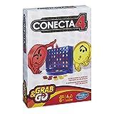 Hasbro Gaming- Conecta 4 Gaming Travel Juego de Viaje, Versión español, Multicolor (Hasbro...