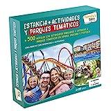 Cofre DE EXPERIENCIAS Estancia + Actividades Y Parques TEMÁTICOS - Más de 500 hoteles con...