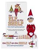 The Elf on the Shelf Una tradición navideña | Tradición alemana Boy Christmas | Niño elfo