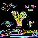 Bramble 543 Pack de Barras Luminosas - 250 Varitas Luminosas, 293 Conectores | Multicolor...