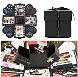 EKKONG Explosion Box Scrapbook Creative DIY Photo Album de Accesorios para cumpleaños...
