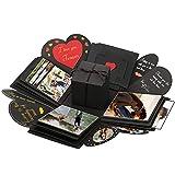 Vegena Explosion Box, Caja de Regalo Scrapbook Creative Explosion Love Memory DIY Álbum para...
