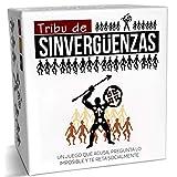 TRIBU DE SINVERGÜENZAS - Juego de Mesa para Fiestas y Risas con amig@s - Juego de Cartas Made...