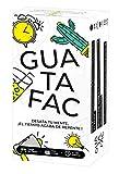 GUATAFAC 🔥 – Juego de Mesa - Juego de Cartas para Fiestas y Risas 🎉 – Edición...
