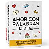 AMOR CON PALABRAS - Familias 👨👩👧👦 | Juegos de Mesa para niños y Adultos...