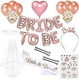 Bride Decoración,Bride to Be,Decoración de Despedida de Soltera,Novia para ser Decoración...