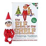 The Elf on the Shelf: Una tradición navideña (Incluye tono de piel claro chico Elf y un libro...
