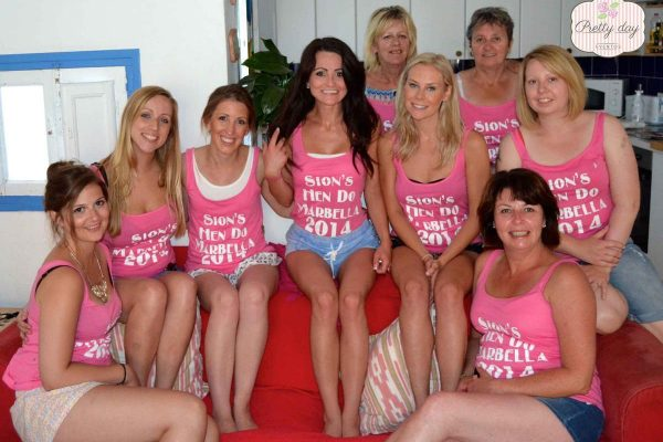 Pamper-Party-Marbella