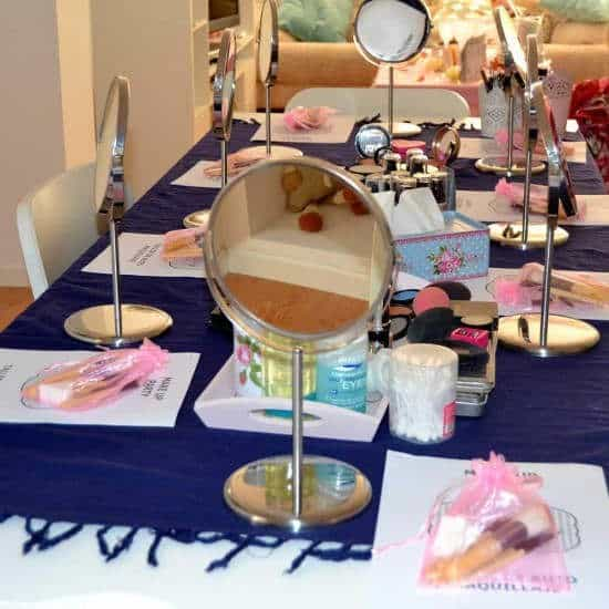makeup party en malaga