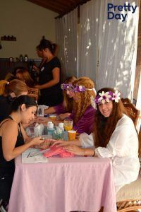 beauty party preboda