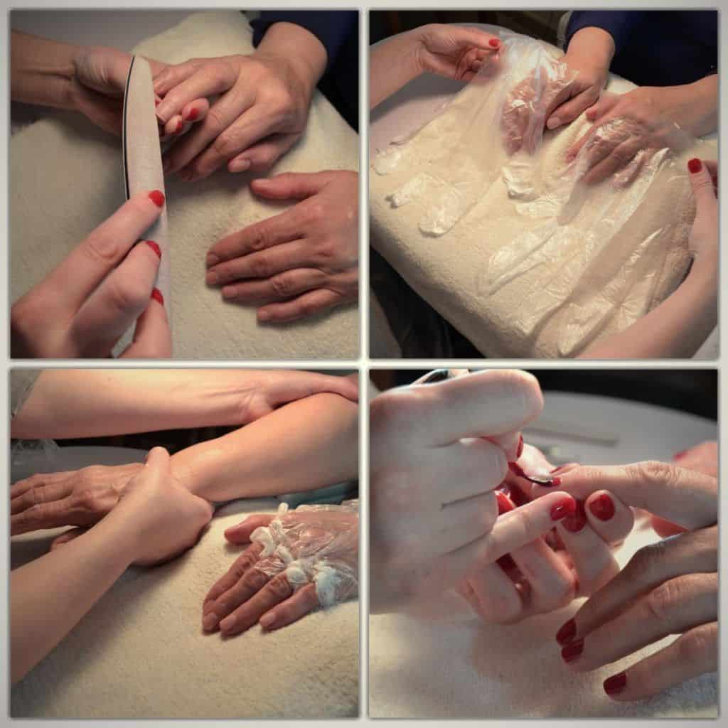 Brazilian Manicure