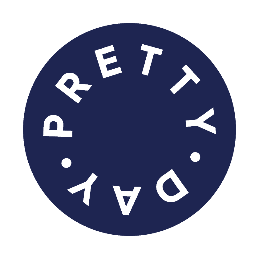 Pretty Day Eventos - Beauty & Makeup Parties Logo