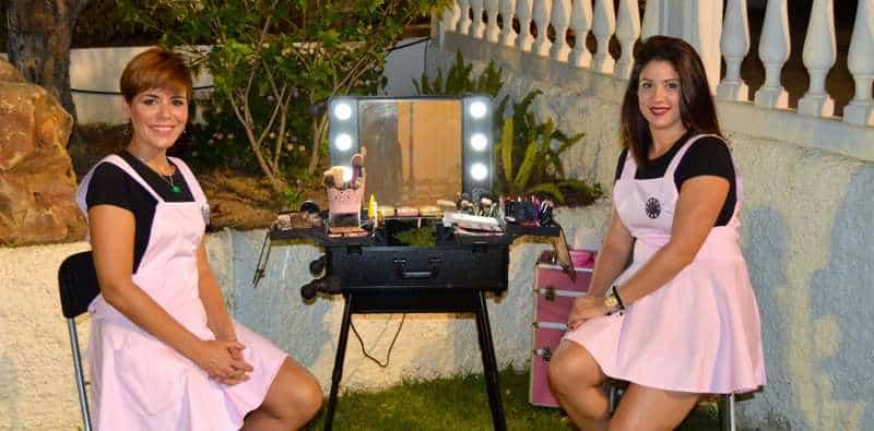 beauty corner maquilladoras