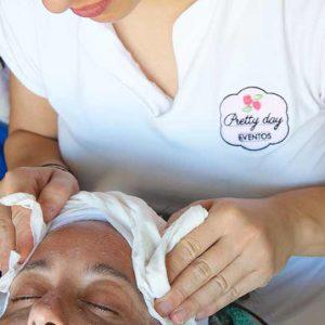 Beauty Party en Alicante organizada por Pretty Day Eventos