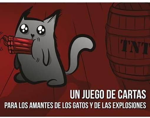 Exploding Kittens español