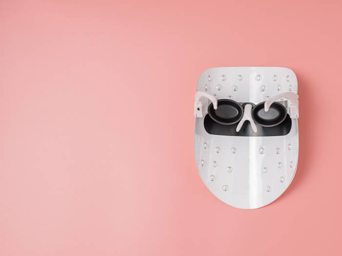 Máscara Facial Led